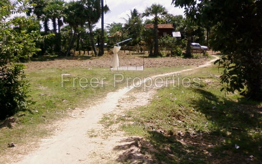 6.5 hectare block of land for sale Siem Reap Angkor